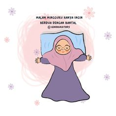 Cute Cartoon Quotes, Cute Quotes, Funny Quotes, Muslim Quotes, Islamic Quotes, Anime Stories, Islamic Cartoon, Anime Muslim, Hijab Cartoon