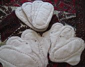 Ten Count, Organic Cotton Cloth Menstrual Pads for moderate to light flow, Menarche, Panty liners, Incontinence.