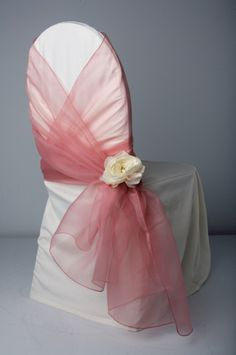 Bridal Wrap with Flower