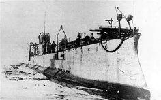 Divers discover wreck of Tsar's 'Shark' submarine beneath the Baltic Sea #scuba #wreck #diving #tsar #submarine #shark #balticsea