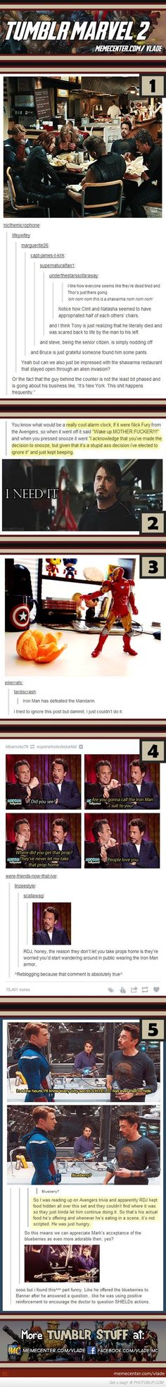 Tumblr Marvel...