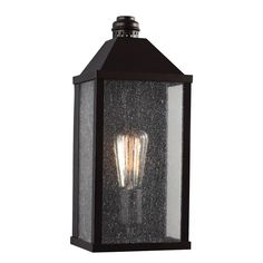 Buy the Feiss Oil Rubbed Bronze Direct. Shop for the Feiss Oil Rubbed Bronze Lumiere Height 1 Light Outdoor Wall Sconce with Clear Seeded Glass Shade and save. Outdoor Wall Lantern, Outdoor Wall Sconce, Outdoor Wall Lighting, Wall Sconce Lighting, Outdoor Walls, Chandelier Lighting, Wall Sconces, Mini Chandelier, Industrial Lighting