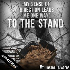 #Hunting #Treestand
