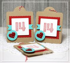 14 Valentine Tags by Jen Shults #Tags, #Valentines, #TE, #ShareJoy