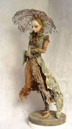 Художественная кукла - Ирина Дейнеко / Art doll - irina deineko