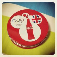 2012 London Olympic Coca-Cola Coaster