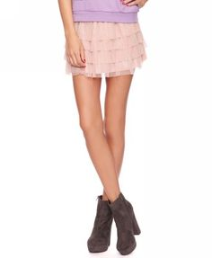 could make a fun running skirt from Forever 21