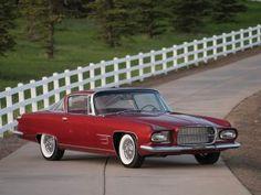 Chrysler Ghia L6.4 Coupe – 1962