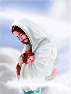 Image in Cartoonish collection by ♡ SAAD ♡ on We Heart It Jesus Gif, God Jesus, Gods Princess, Princess Movies, Jesus Cartoon, Jesus Photo, Jesus Is Life, Pictures Of Jesus Christ, Jesus Painting