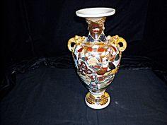 1860 Japanese Royal Sat/Suma Vase