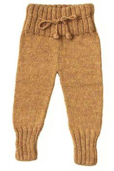 Pants - Amber Yellow