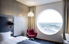 Suède / Quality Hotel Friends / Karolina Keyzer + Wingårdhs