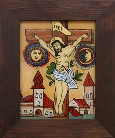 Byzantine Art, Sacred Art, Religious Art, Crosses, Folk, Angels, Glass, Pictures, Painting