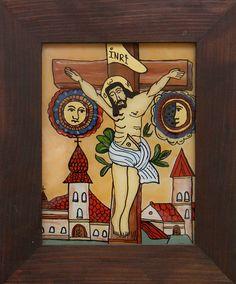 Byzantine Art, Sacred Art, Religious Art, Crosses, Folk, Angels, Cool Stuff, Glass, Pictures