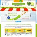 Hyvinvoinnin Tavaratalosta ilmaiset toimitukset ja jäätelöä kaupan päälle