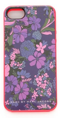blossoms iphone 5 case / marc by marc jacobs