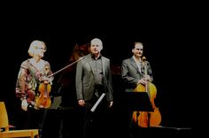 Ivana Pristasova, Boris Boho und Christian Zaugg widmeten einen Abend der Musik von WEINBERG, SCHULHOFF UND SCHÖNBERG.
