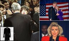 Clinton's affair with Monica Lewinsky sent outrage through his staff