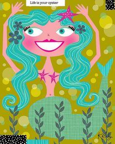 mermaids cartoons | MERMAIDS