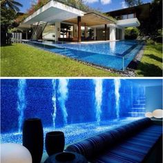 Funny pictures about Awesome basement pool. Oh, and cool pics about Awesome basement pool. Also, Awesome basement pool photos. Future House, Villa Luxury, Architecture Cool, Installation Architecture, Basement Pool, Dream Pools, Cool Pools, Awesome Pools, Pool Designs