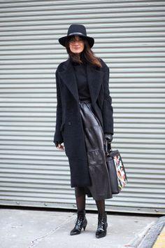 104 of the best street style spotted so far at New York Fashion Week. #GetStyled #StylingOn #Fashion #StylistOnDuty