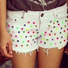 Sprinkles Shorts (: