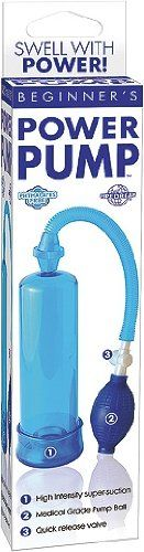 Pipedream Products Inc Beginners Power Pump Blue ** To view further for this item, visit the image link. (This is an affiliate link) #SensualDelights