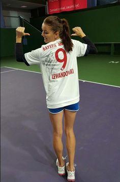 Radwanska Tennis Players Female, Aga, I Dress, Athletes, Cheerleading, Boxing, Polish, My Style, Celebrities