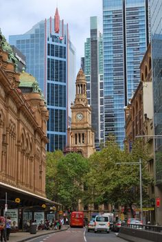 List of Pictures: Downtown Sydney Australia by Deanne Joy