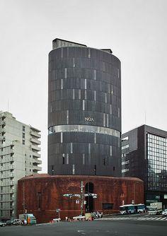 architect: Seiichi Shirai 白井晟一  location: Azabudai, Tokyo, Japan  completion year: 1974