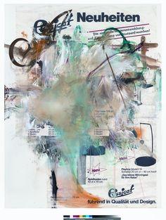 LA PINTURA INTELIGENTE - ALBERT OEHLEN  — Blog de IndieColors —  http://www.indiecolors.com/blog/arte/la-pintura-inteligente/
