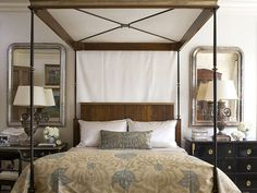 Outdoor-Canopy-Bed