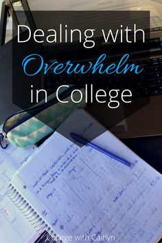 I have got to be one of the most easily overwhelmed people on the planet. Trying to plan more than one thing in a day instantly sends a wave of overwhelm throu