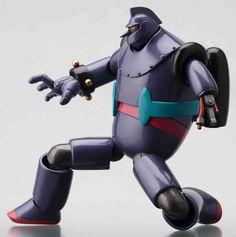 Amazon.com: Revoltech: Giant Robo - Tetsujin No. 28 Action Figure: Toys & Games