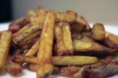 http://www.slideshare.net/ebanreb07/french-fries-recipe