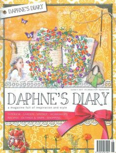 daphnes diary bliss mag