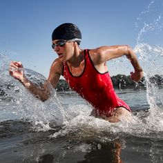 Your 12-Week Sprint Triathlon Training Schedule
