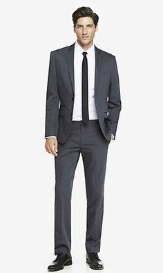 Great suit for an interview.