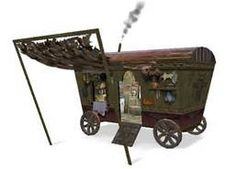 building a gypsy wagon | Building A Gypsy Wagon - Bing Images
