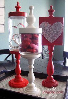 Apothocary jars & plaques