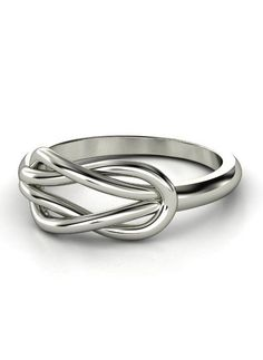 This kind of looks like the infinity symbol :)