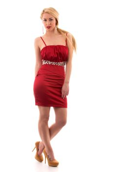 Jeannious Boutique - Red Dress, £25.00 (http://www.jeannious-boutique.com/red-dress/)