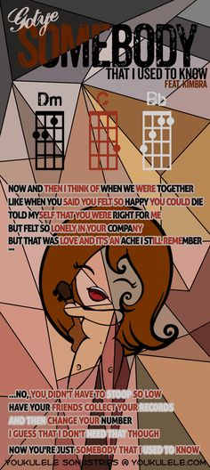 Gotye Songstrip ukulele