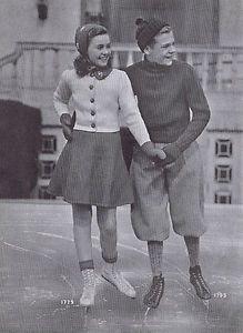 VINTAGE KNITTING PATTERNS BOYS GIRLS MITTENS DRESS SKIRT CARDIGAN SOCKS GLOVES | eBay