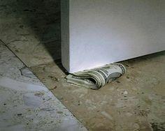 Money Door Stopper