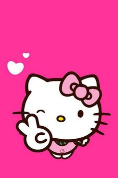 Hello Kitty - absolutely belongs right here!
