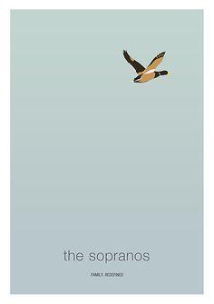 Duck Shoot - The Sopranos by bdi-design