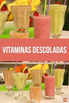 Vitaminas descoladas