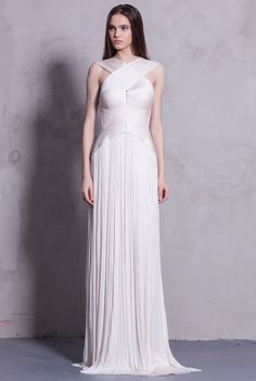 Rochie de mireasa / Wedding dress by Maria Lucia Hohan