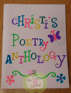 Classroom Freebies Too: Poetry Freebies